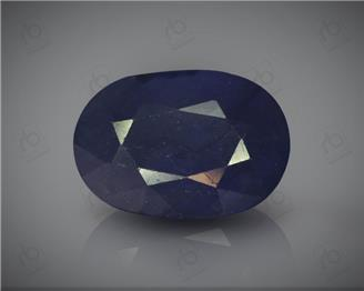 Natural Heated & Treated Blue Sapphire Certified 7.1CTS-16950