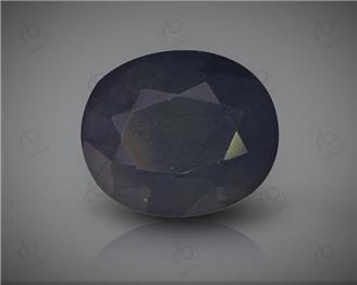 Natural Heated & Treated Blue Sapphire Certified 9.14 CTS ( 16836 )