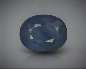 Natural Heated & Treated Blue Sapphire Certified 3.48 CTS ( 16864 )