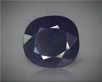 Natural Heated & Treated Blue Sapphire Certified 6.39 CTS ( 16873 )