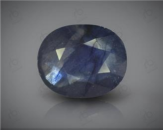 Natural Heated & Treated Blue Sapphire Certified 13.34CTS-16881