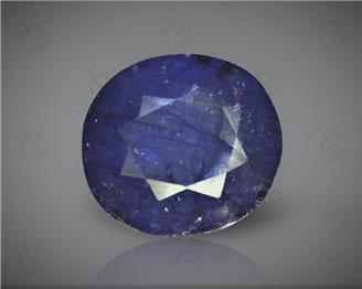 Natural Heated & Treated Blue Sapphire Certified 6.93CTS-16884