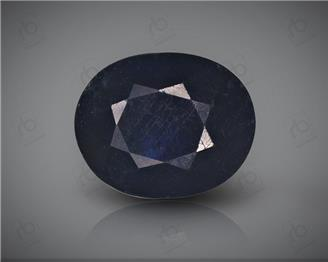 Natural Heated & Treated Blue Sapphire Certified 7.61CTS-17100