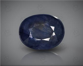 Natural Heated & Treated Blue Sapphire Certified 4.25 carats -88356