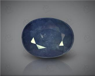 Natural Heated & Treated Blue Sapphire Certified 4.69 carats -88360