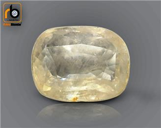 Natural Untreated & Unheated Yellow  Sapphire 3.66CTS-2457