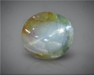 Natural Chrysoberyl Cat's eye Certified  2.46 cts ( 8209 )