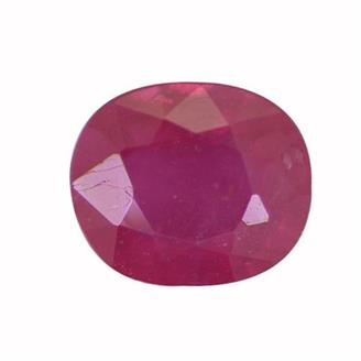 NATURAL TREATED HEATED RUBY (MANAK) 2.57 CTS (1988)