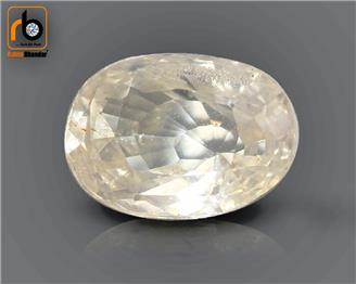 NATURAL UNHEATED & UNTREATED Yellow Sapphire / Pukhraj 3.19 CT ( 67283 )