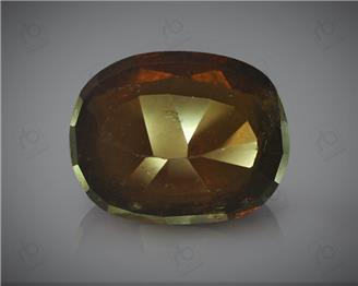 Natural Hessonite Garnet (Gomed) Certified  5.26 cts ( 1456 )