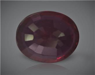 Natural Ruby (Manik) Heated Treated Certified 1.85 CTS... ( 80362 )