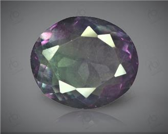 Natural Flourite Certified 10.32 cts (121)