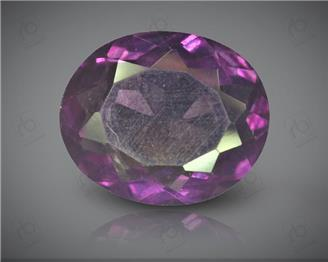 Natural Flourite Certified 5.49 CTS (7347)