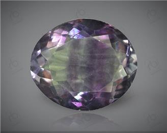 Natural Flourite Certified 6.70 CTS (7356)
