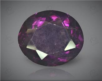 Natural Flourite Certified 5.80 CTS (7357)