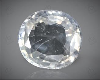 Natural Certified Bi-Color Sapphire  2.69 cts. ( 20544 )