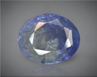 Natural Certified Bi-Color Sapphire  4.13 cts. ( 3267 )