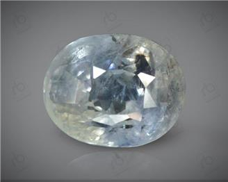 Natural Untreated & Unheated Bi-color Sapphire 5.05 CTS-2429