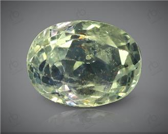 Unheated and Untreated Natural Certified Bi-Color Sapphire 1.66 CT. ( 89201 )