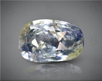 Bi-Color Sapphire Natural Certified 3.71 cts. ( 5198 )