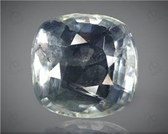Unheated & Untreated Bi-Color Sapphire Natural Certified   5.91 cts. ( 64114 )