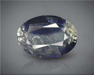 Unheated & Untreated Bi-Color Sapphire Natural Certified 4.91 CT. ( 85061 )