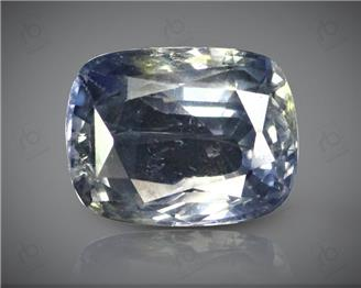 Unheated & Untreated Bi-Color Sapphire Natural Certified  5.65 cts. ( 7408 )