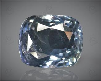Unheated & Untreated Bi-color Sapphire Natural Certified  5.13 cts. ( 66957 )