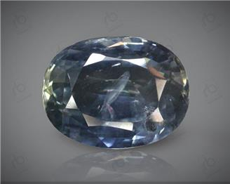 Unheated & Untreated Bi-Color Sapphire Natural Certified 6.00 cts. ( 66946 )