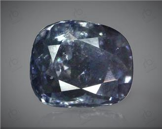Unheated & Untreated Bi-Color Sapphire Natural Certified 2.87 cts. ( 7252 )