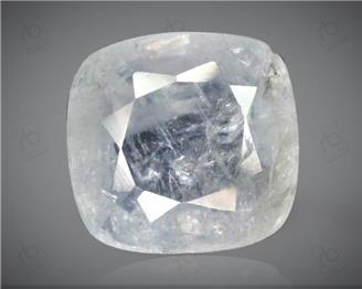 Unheated & Untreated White Sapphire Natural Certified  (BAR) 5.49CTS-2955