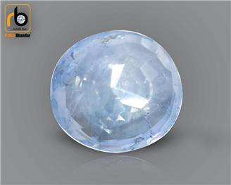 NATURAL UNHEATED,UNTREATED  Blue Sapphire / Neelam (S) 4.07 CTS ( 92871 )