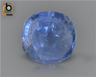 NATURAL   BLUE SAPPHIRE   4.71  CTS  (  3642  )  (DIN)