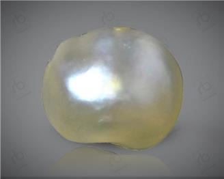 Natural Pearl (Basra) Certified  1.72 Cts { 0011(46) }