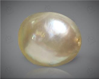 Natural Pearl (Basra) Certified 1.60 Cts { 0011(90) }