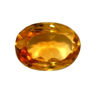 NATURAL YELLOW CITRINE (SUNELA) 5.25 CTS (6050-333-135)
