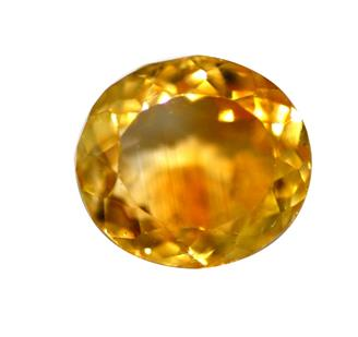 NATURAL YELLOW CITRINE (SUNELA) 7.53 CTS (6072-434-165)