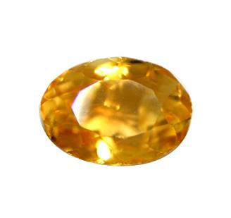 NATURAL YELLOW CITRINE (SUNELA) 5.76 CTS (6090-333-135)