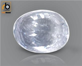 NATURAL UNHEATED,UNTREATED  Blue Sapphire / Neelam (S) 5.21 CTS ( 92870 )