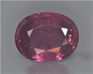 Natural Ruby (Manik) Heated Treated Certified 2.00 CTS... ( 22031 )