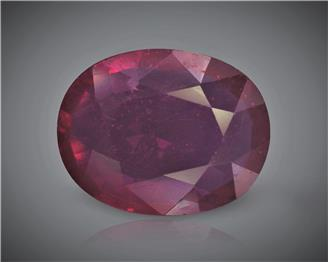 Natural Ruby (manik) Heated Treated Certified 1.88 CTS... ( 38117 )