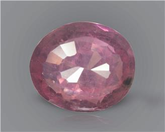 Natural Ruby (manik) Heated Treated Certified 2.39 carats -88573