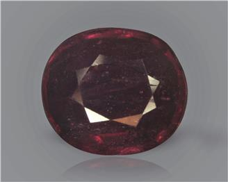 Natural Ruby (manik) Heated Treated Certified 5.33 carats -88586