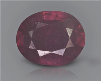 Natural Ruby (manik) Heated Treated Certified 2.72 carats -88514