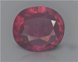 Natural Ruby (manik) Heated Treated Certified 2.49 carats -88519