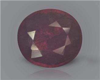 Natural Ruby (manik) Heated Treated Certified 2.42 carats -88523