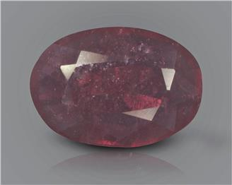 Natural Ruby (manik) Heated Treated Certified 2.62 carats -88524