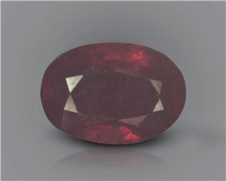 Natural Ruby (manik) Heated Treated Certified 3.24 carats -88543