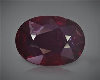 Natural Ruby (Manik) Heated Treated Certified 2.13 CTS... ( 80352 )