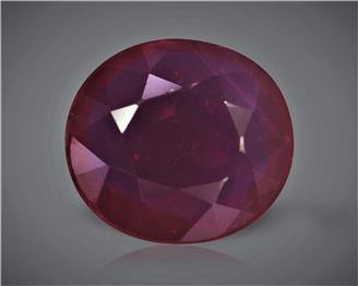 Natural Ruby (Manik) Heated Treated Certified 2.18 CTS... ( 38116 )